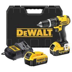 DeWalt DCD785M2-XE 18V 2 Speed Hammer Drill 4.0Ah Set