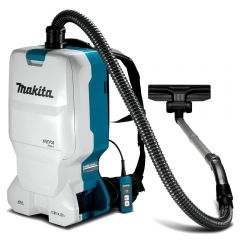 Makita DVC660ZX1 36V (18V x 2) Li-ion Cordless Brushless 6L Backpack Vacuum - Skin Only