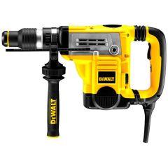 DeWalt D25601K-XE 1250W SDS-Max Combination Hammer Drill