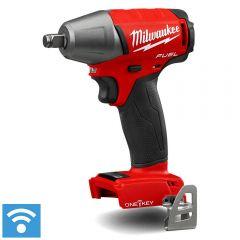 "Milwaukee M18ONEIWF12-0 18V Li-ion Cordless Fuel ONE-KEY 1/2"" Impact Wrench - Skin Only"