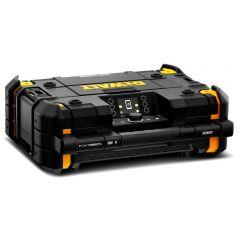 DeWalt DWST1-81080 18V-54V XR Li-ion Cordless Bluetooth Charger DAB Digital Jobsite Radio