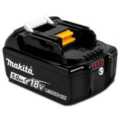 Makita BL1850B-L 18V 5.0Ah Li-ion Cordless Battery with Gauge