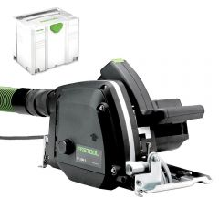 "Festool PF 1200 E-Plus 1200W 118mm (4-2/3"") Aluminium Alucobond Milling Machine"
