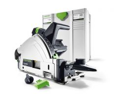 "Festool 201395 TSC 55 REB-Basic 18V x 2 160mm (6-1/4"") Cordless Plunge Cut Saw - Skin Only"