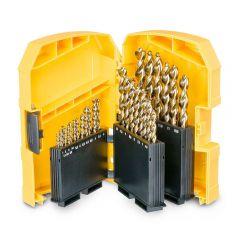 DeWalt DT7926-XJ 29pce HSS Metric Drill Set