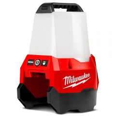Milwaukee M18TAL-0 18V Li-ion Cordless Radius Compact Jobsite Light with Flood Mode - Skin Only