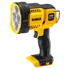 DeWalt DCL043-XE 18V Li-ion XR LED Spotlight Torch - Skin Only