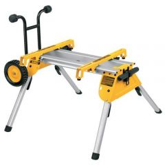 DeWalt DE7400-XJ Industrial Universal Table Saw Stand with Wheels