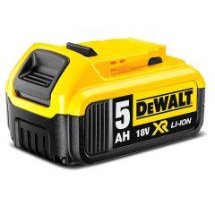 DeWalt DCB184-XE 18V 5.0Ah XR Li-Ion Cordless Slide Battery