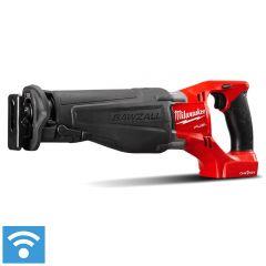 Milwaukee M18ONESX-0 18V Li-ion Cordless Fuel ONE-KEY Sawzall Reciprocating Saw - Skin Only