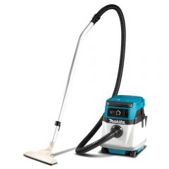 Makita DVC150LZ 36V (18V x 2) Electric/Li-ion Cordless 15L Wet & Dry Vacuum - Skin Only