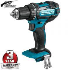 Makita DHP482Z 18V Li-ion Cordless Hammer Driver Drill - Skin Only