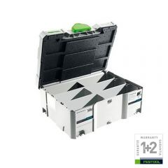Festool SORT-SYS DOMINO Systainer SYS 2 T-Loc for DOMINO