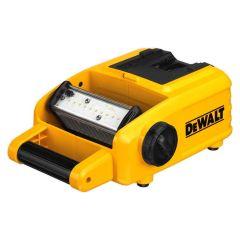 DeWalt DCL060-XE 18V XR Li-ion Cordless LED Area Light Torch - Skin Only
