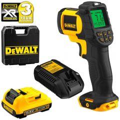 DeWalt DCT414D1-XE 10.8V 2.0Ah XR Li-Ion Cordless Infrared Thermometer Combo Kit