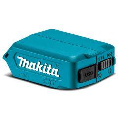 Makita ADP08 12V Max Li-Ion Cordless USB Charging Adaptor - Skin Only