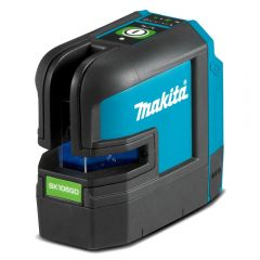 Makita SK106GDZ 12V Max Li-ion Cordless 4-Point Green Beam Cross Line Laser