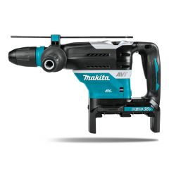 Makita DHR400ZK Li-Ion Cordless Brushless AWS*40mm SDS Max Rotary Hammer - Skin Only