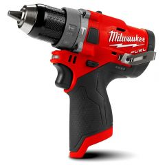 Milwaukee M12FPD-0 12V Li-Ion Cordless Fuel Hammer Drill Driver - Skin Only