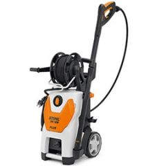 STIHL RE129 PLUS Compact 135 Bar, High Pressure Cleaner With Intergrated Hose Reel - (In Store Pick Up Only)