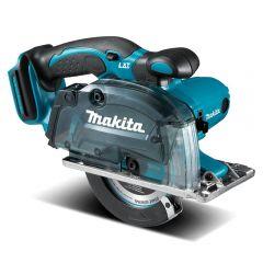 "Makita DCS552Z 18V Li-ion Cordless 136mm (5-1/3"") Metal Cut Saw - Skin Only"