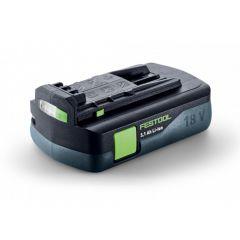 Festool 201789 BP 18V C Li 3.1Ah 18V 1.3Ah Li-ion Cordless Battery