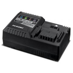 HiKOKI UC18YSL3(H0Z) 14.4V - 18V Li-ion Rapid Battery Charger with Cooling & USB Port