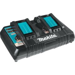 Makita B-90168 18V Li-Ion Cordless Battery Fast Charger DC18RD with 2 x 4.0Ah Batteries BL1840