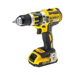 DeWalt DCD795D2-XE 18V 2.0Ah XR Li-Ion Brushless Cordless Hammer Drill Driver Kit
