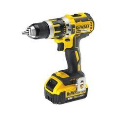 DeWalt DCD795M2-XE 18V 4.0Ah XR Li-Ion Brushless Cordless Hammer Drill Driver Kit