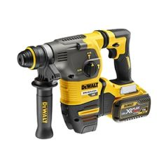 DeWalt DCH333X2-XE 54V FlexVolt XR Li-Ion Cordless Brushless 3-Mode 3KG SDS Plus Rotary Hammer Combo Kit