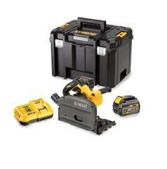 DeWalt DCS520T2-XE 54V 6.0Ah FlexVolt XR Li-Ion Cordless Brushless Plunge Saw Combo Kit