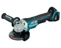 Makita DGA505Z 18V Mobile Brushless Angle Grinder
