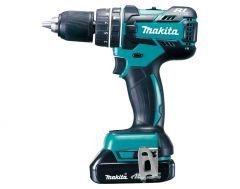 Makita 18V Mobile  Brushless Hammer Driver Drill 13mm (2 Speed) Kit