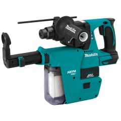Makita DX01 18V Li-Ion HEPA Dust Extraction System Attachment to suit BHR/DHR242 Rotary Hammer