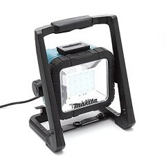 Makita DML805X2 Makita corded and cordless LED worklights with tripod