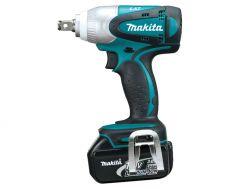 Makita DTW251RFE 18V Mobile Brushless Impact Wrench Kit