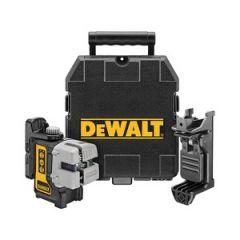 DeWalt DW089K-XE Self Levelling 3 Line Laser Level Kit
