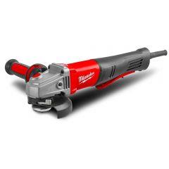 "Milwaukee AGV13-125XSPDEB 1250W 125mm (5"") Rapid Stop Angle Grinder"