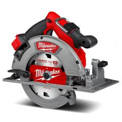 "Milwaukee M18FCS66-0 18V Li-ion Cordless Fuel 184mm (7"") Circular Saw - Skin Only"