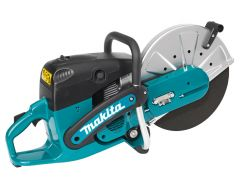 Makita Petrol Power Cutter, 81.0cc, 405mm, 2stroke, Comet Enduro Performance Blade (IN STORE PICK UP ONLY)