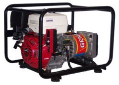 Generator 5.9kVA Powered by Honda GX340 E/Start (INSTORE PICKUP ONLY)