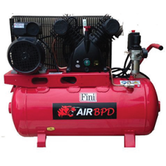 3.0HP Belt Drive Single Phase Compressor (15 AMP Plug)