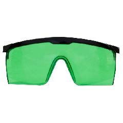 Powerline Laser Glasses Green