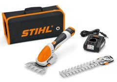 STIHL HSA25-Kit Supplied with Carry Case, Battery, Grass Blade and Shrub Blade - (In Store Pick Up Only)