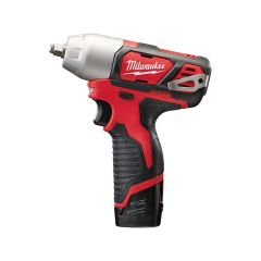 """Milwaukee 12V LI-ION CORDLESS COMPACT 3/8"""" SQUARE IMPACT WRENCH - SKIN ONLY"""