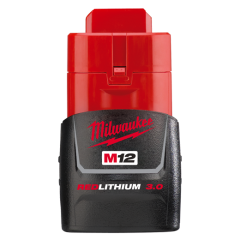Milwaukee M12™ 3.0Ah REDLITHIUM-ION™ Compact Battery M12B3