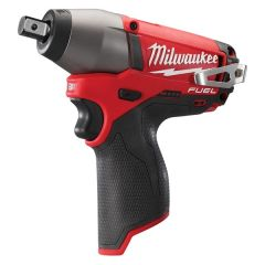 """Milwaukee 12V FUEL LI-ION CORDLESS 1/2"""" IMPACT WRENCH - SKIN ONLY"""