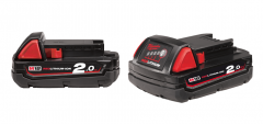 Milwaukee M18 2.0Ah RED LITHIUM Battery