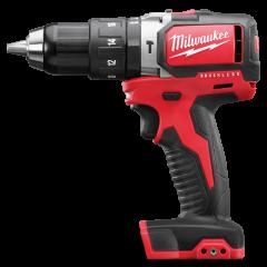 Milwaukee M18BLPD-0 18V Li-ion Cordless Brushless Hammer Drill Driver - Skin Only